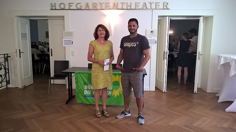 Bezirksparteitag in Neuburg: Wir wachsen weiter!
