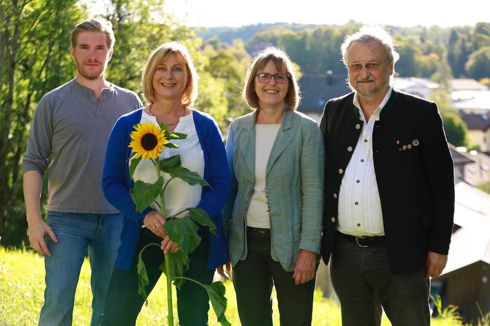 Erste grüne Bürgermeisterin für Miesbach: Astrid Güldner