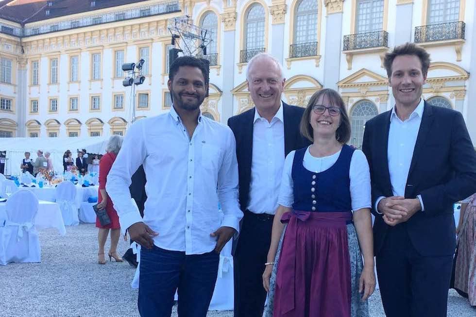 Sommerempfang des Bayerischen Landtags