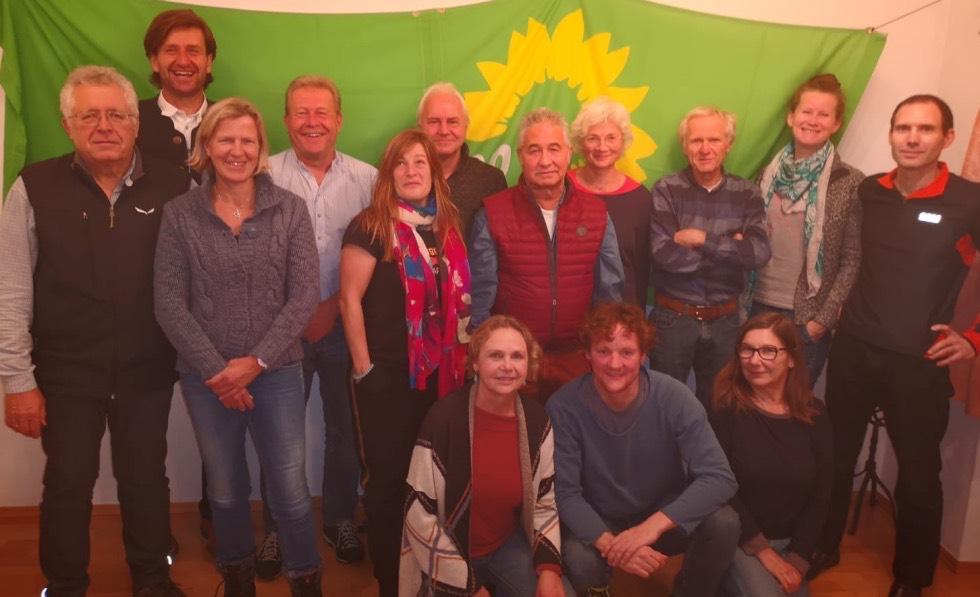 Frischer Wind: Die Haushamer Grünen wollen anpacken
