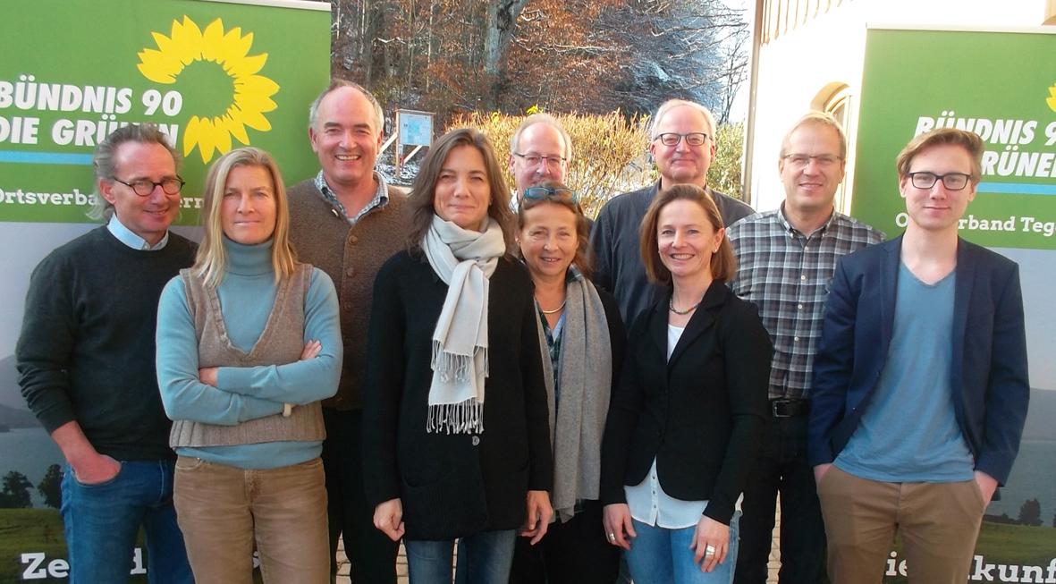 In Gmund steht die Grüne Liste!