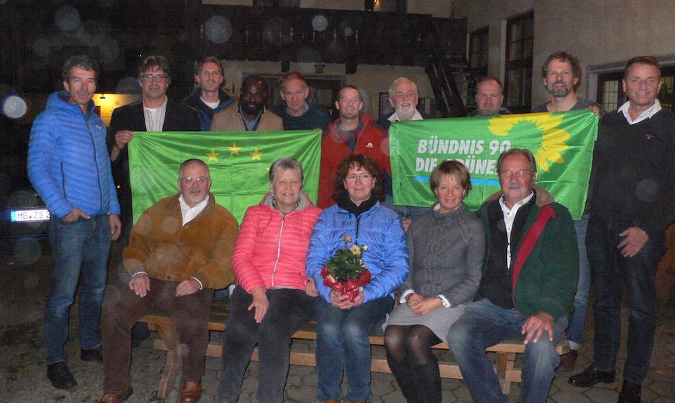 Eine grüne Bürgermeisterin für Warngau und Wall