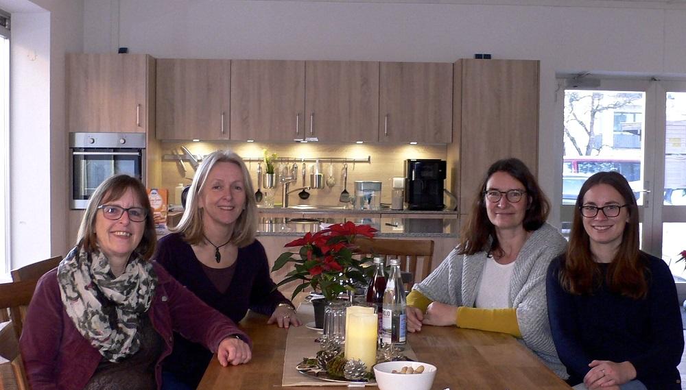 Grüne Kreisrätinnen besuchen neue Begegnungsstätte in Holzkirchen