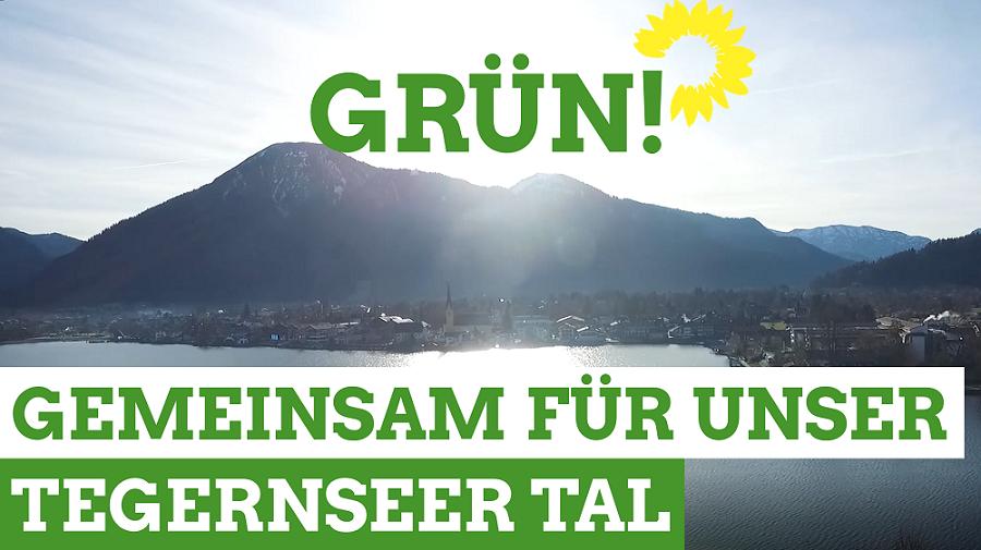 VIDEO: Grün! Gemeinsam für unser Tegernseer Tal