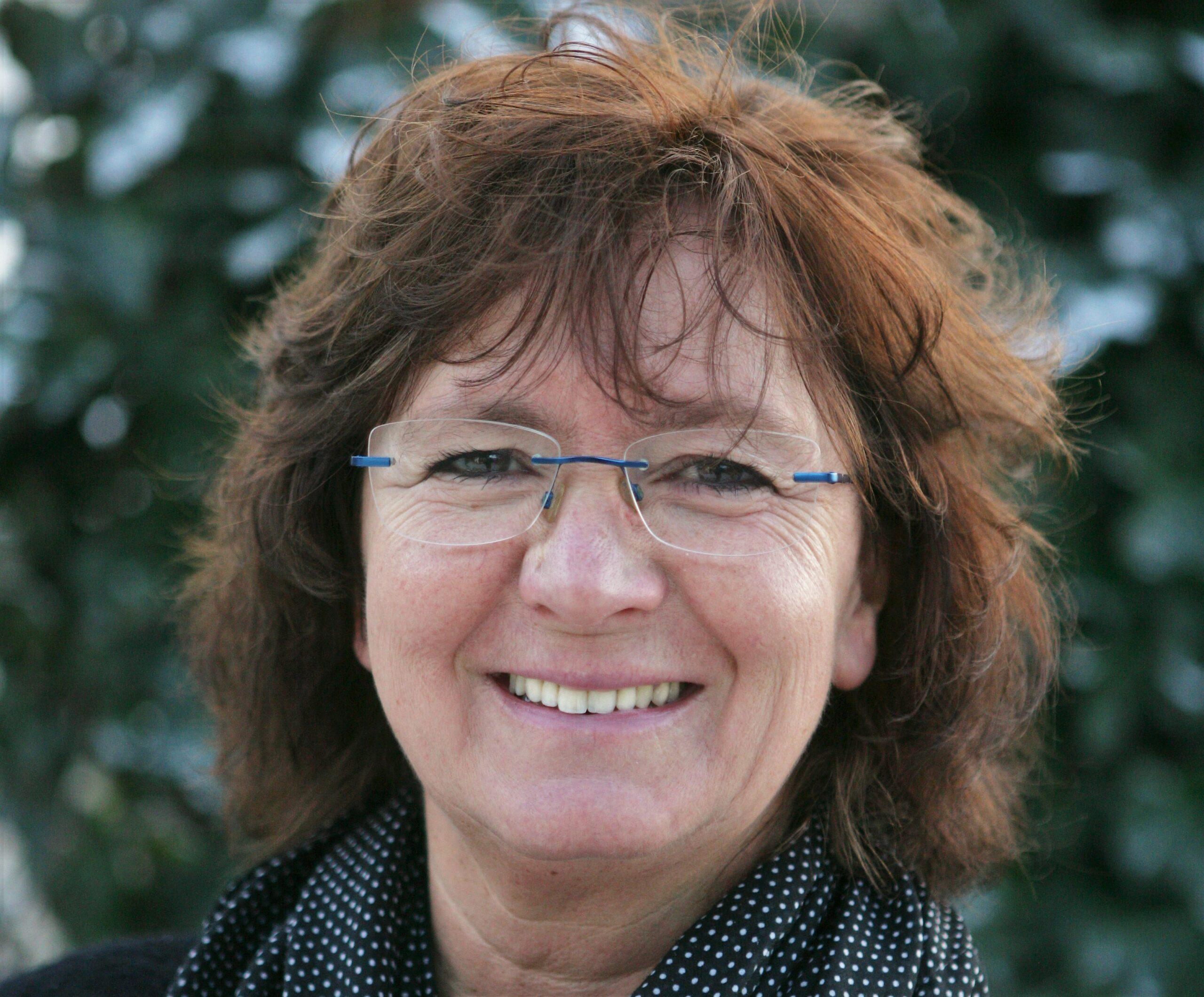 Andrea Anderssohn, Bürgermeisterkandidatin mit Motivation für große und kleine Aufgaben