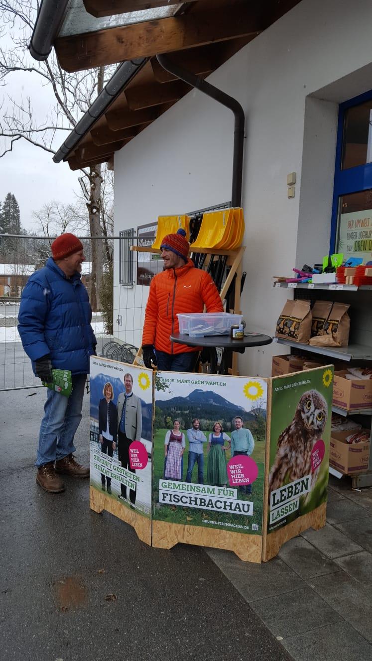 Die Grünen in Fischbachau – Terminabsage 14.03