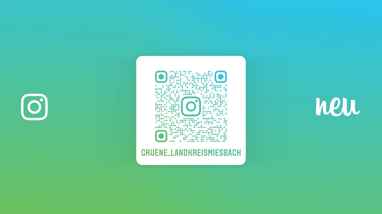 Grüner Kreisverband jetzt auch bei Instagram