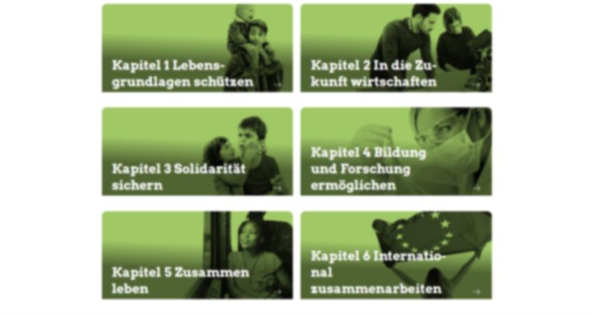 Miesbacher Grüne schreiben am Wahlprogramm mit