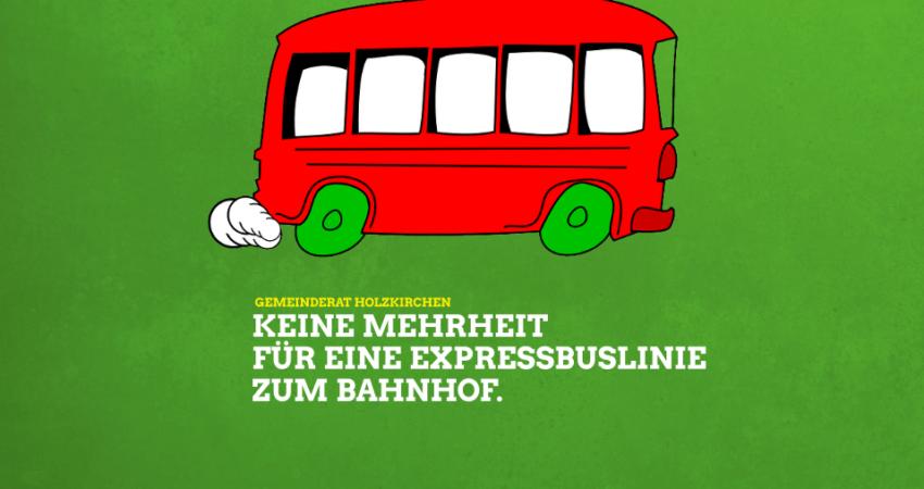 Antrag Expressbus fand keine Mehrheit.